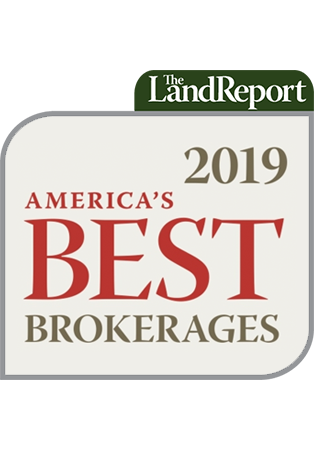 The Land Report | 2019 America's Best Brokerages