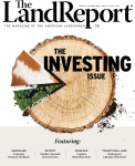 The Land Report Fall 2019 cover