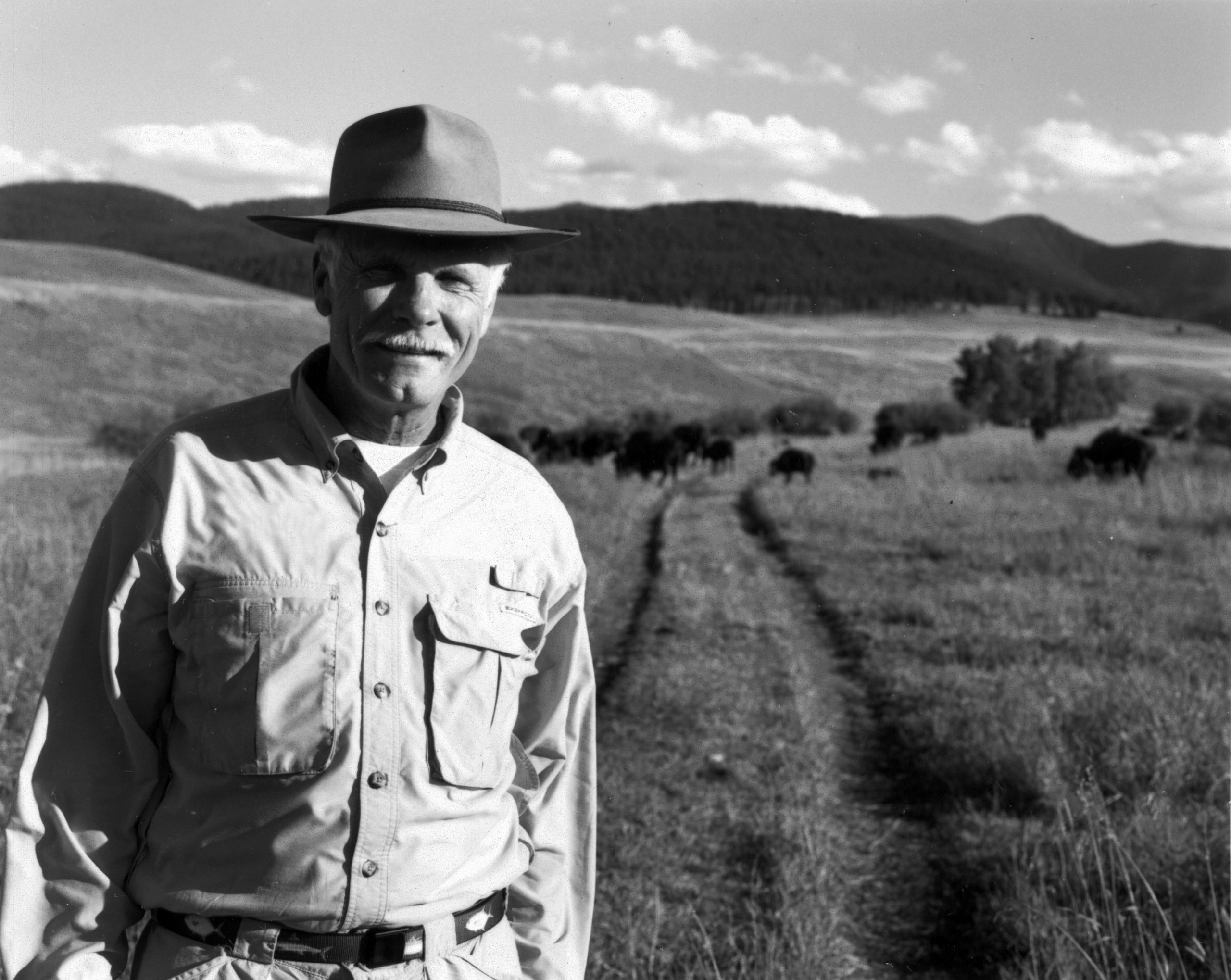 Ted Turner Launches the Turner Institute of Ecoagriculture