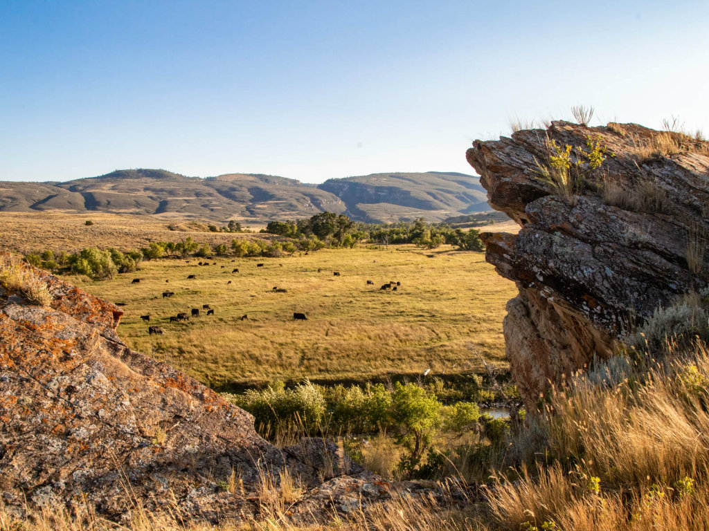 Land Report 2019 Ranchland Deal of the Year: Bixby Ranch in Wyoming
