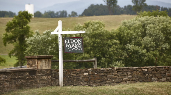 Reduced! Eldon Stock Farm Now Offered at $55 Million Cash | The Land Report